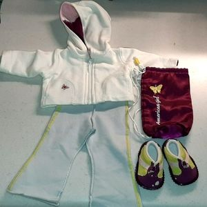 American Girl University Outfit